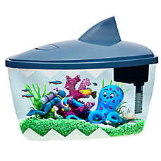 Top Fin® Tooth and Fin Aquarium Kit
