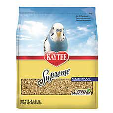KAYTEE® Supreme Parakeet Food