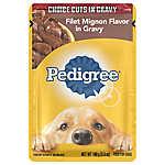 PEDIGREE® Adult Dog Food - Filet Mignon