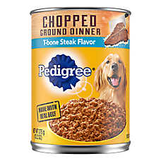 PEDIGREE® Adult Dog Food - T-Bone Steak