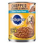 PEDIGREE® Adult Dog Food - T-Bone Steak