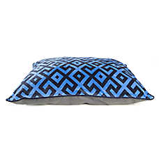 Grreat Choice® Geometric Pillow Dog Bed