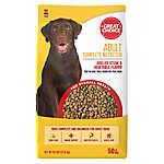 Grreat Choice® Complete Nutrition Adult Dog Food - Steak & Veggie