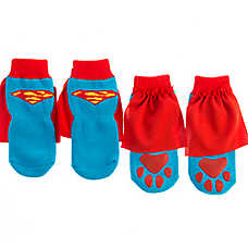 DC Comics™ Superman Cape Dog Socks