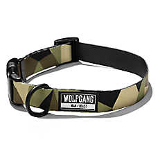 Wolfgang Man & Beast FieldCamo Dog Collar
