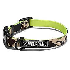 Wolfgang Man & Beast DuckLime Dog Collar