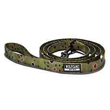 Wolfgang Man & Beast BrownTrout Dog Leash