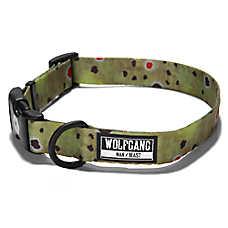 Wolfgang Man & Beast BrownTrout Dog Collar