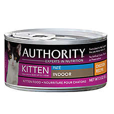 Authority® Indoor Kitten Food - Chicken