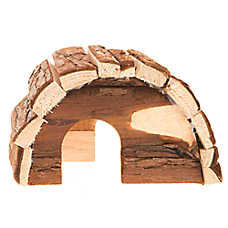 National Geographic™ Natural Wood Small Animal Dome