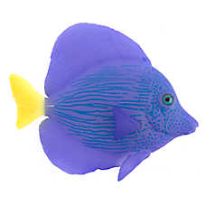 Top Fin® Purple Tang Fish Aquarium Ornament
