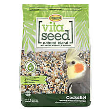 Higgins Vita Seed Cockatiel Food