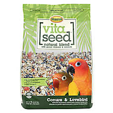 Higgins Vita Seed Conure and Lovebird Food