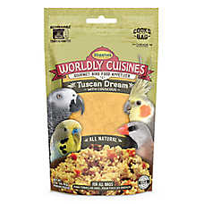 Higgins Worldly Cuisines Moroccan Cafe Bird Treats
