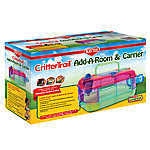 KAYTEE® CritterTrail Add-a-Room & Carrier
