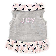 "ED Ellen DeGeneres ""Joy"" Floral Dog Dress"