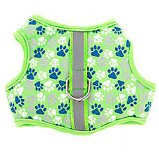 Top Paw® Paw Reflective Vest Dog Harness