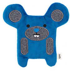 ED Ellen Degeneres Flattie Mouse Dog Toy - Crinkle