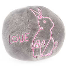 ED Ellen DeGeneres Love Rabbit Dog Ball - Plush
