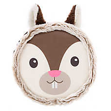 ED Ellen DeGeneres Chipmunk Dog Toy - Plush, Squeaker