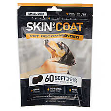 Skin & Coat Small Breed Soft Chews