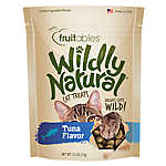 Fruitables® Wildly Natural Cat Treat - Natural, Limited Ingredient, Tuna