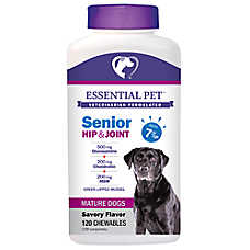 21st Century Senior Hip & Joint Dog Chewables