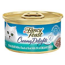 Fancy Feast® Creamy Delights Adult Cat Food - Tuna
