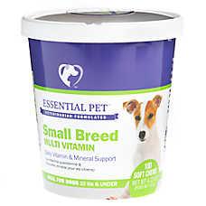 21st Century 10 Lbs & Under Multi Vitamin Dog Soft Chew