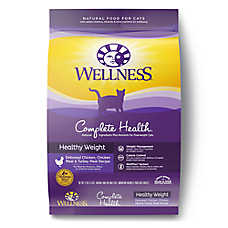Wellness® Complete Health Healthy Weight Cat Food - Natural, Chicken, Chicken & Turkey Meal
