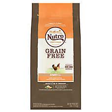 NUTRO™ Puppy Food - Natural, Grain Free, Non-GMO, Chicken, Lentils & Sweet Potato
