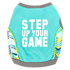 "Top Paw® ""Step up Your Game"" Dog Tank"