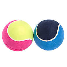Top Paw® Giant Tennis Balls 2-Pack Dog Toy