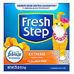 Fresh Step® with Febreze Extreme Cat Litter - Clumping, Hawaiian Aloha
