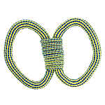 Top Paw® Center Knot Rope Ring Dog Toy