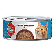 Grreat Choice® Cat Food - Supper Supreme