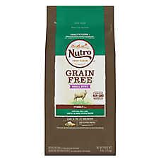 NUTRO™ Small Bites Adult Dog Food - Natural, Grain Free, Non-GMO, Lamb, Lentils & Sweet Potato