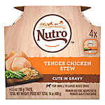 NUTRO™ Petite Eats Small Breed Adult Dog Food - Natural, Chicken, Multipack, 4ct