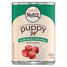 NUTRO™ Puppy Food - Natural, Lamb & Rice
