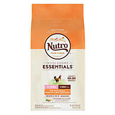 NUTRO™ Wholesome Essentials Toy Breed Adult Dog Food - Natural, Chicken Brown Rice & Sweet Pot
