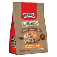Milk-Bone® Farmer's Medley Dog Treat - Chicken