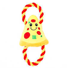 Top Paw® Pizza Dog Toy - Plush
