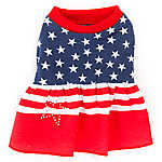 Top Paw® Americana Dog Dress