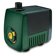 Aqueon® Aquagarden 75-1500 GPH Fountain Pump