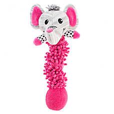 "Puppies""R""Us™ Elephant Bungee Noodle Dog Toy - Plush"
