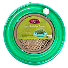 Whisker City® Turbo Grass Garden Scratcher