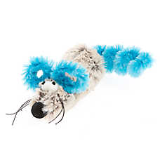 Grreat Choice® Wire Tail Mouse Cat toy - Plush