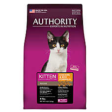 Authority® Indoor Kitten Food - Chicken & Rice