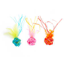 Whisker City® Jellyfish 3-Pack Cat Toy
