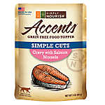 Simply Nourish™ Accents Cat Food Topper - Natural, Grain Free, Gravy with Salmon